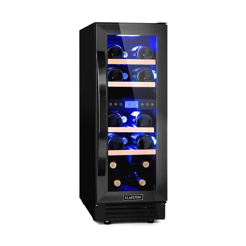 Vinovilla 17 Built-in Duo Onyx Edition
